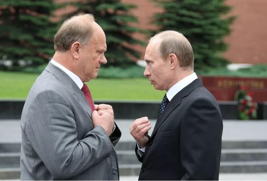 Политическая трансформация режима Путина неизбежна