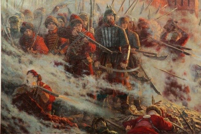 Великая Молодинская битва