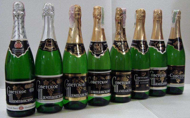 Ктоикогда создал Советское шампанское?