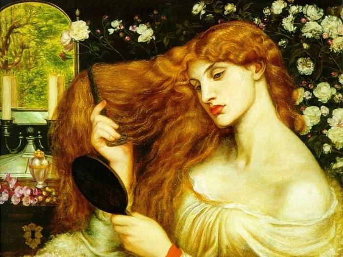 Самые известные натурщицы викторианской эпохи, или Рыжеволосые музы художников-прерафаэлитов