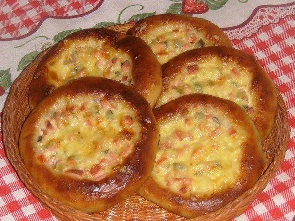Остренькие ватрушки — достойный ответ итальянской пицце!