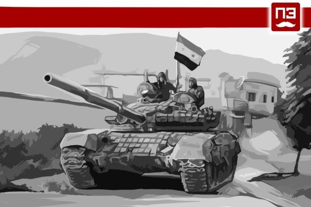 Бригада «Иерусалим»: создание, бои в Алеппо, связи с Россией