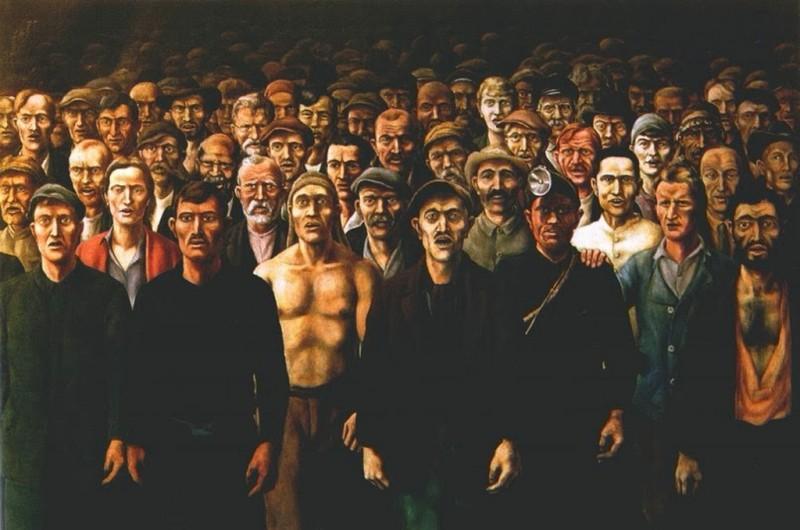 Рабочий класс России уходит в люмпены: работы уже нет, а люди еще есть