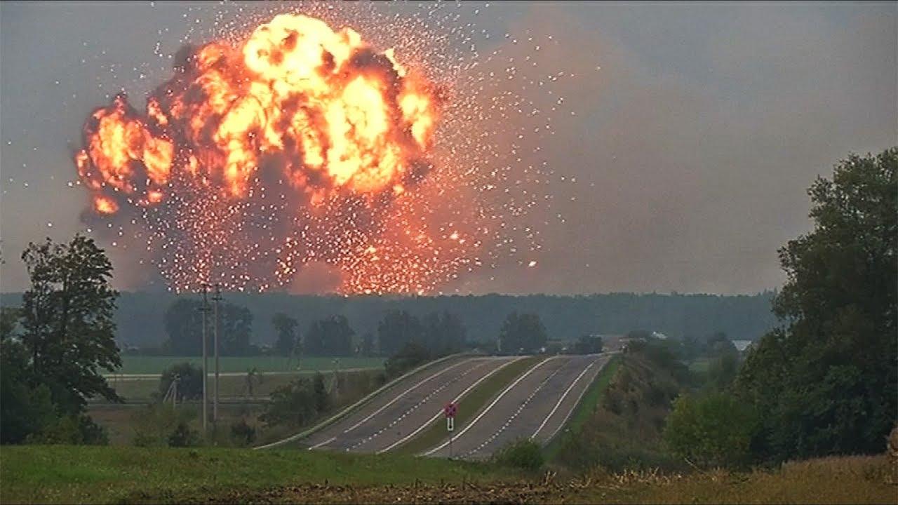 Почему на Украине под Черниг…
