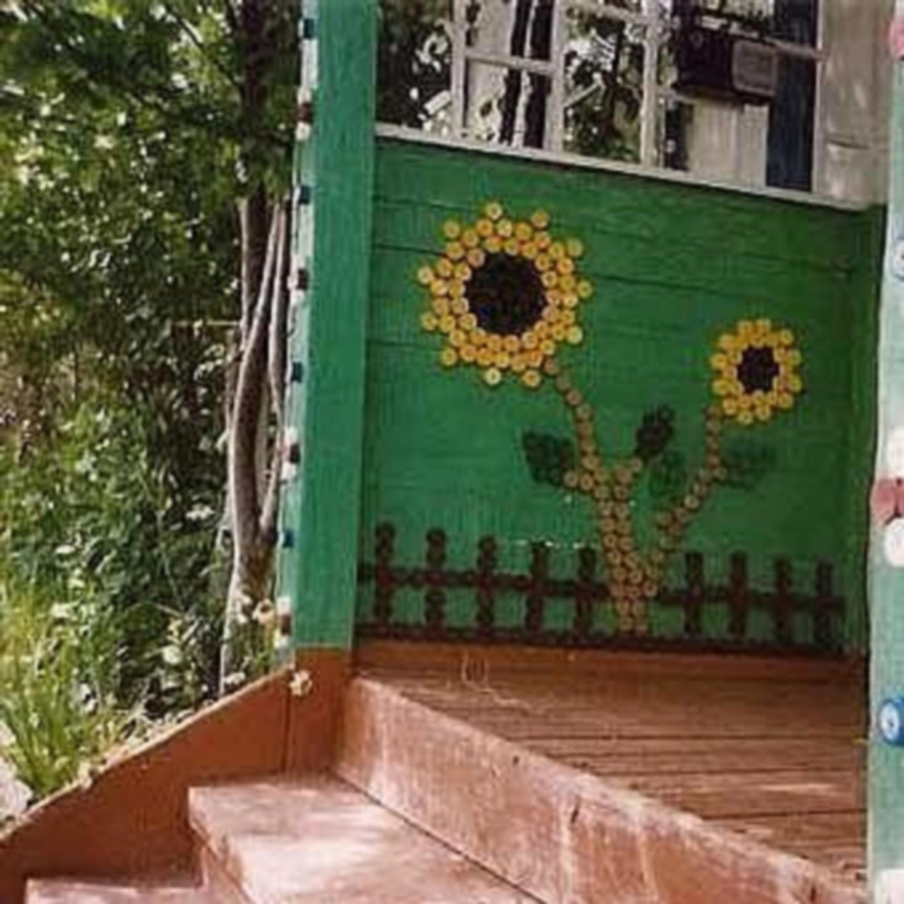 Поделки из пробок для сада и огорода фото и описание