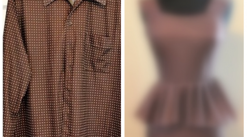 Если у вас есть старые мужские рубашки, никогда  их не выбрасывайте!