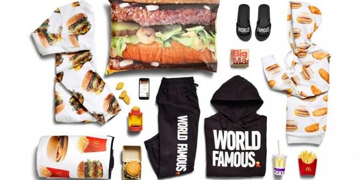"""""""Макдональдс"""" выпустил коллекцию одежды, которую будет раздавать бесплатно"""