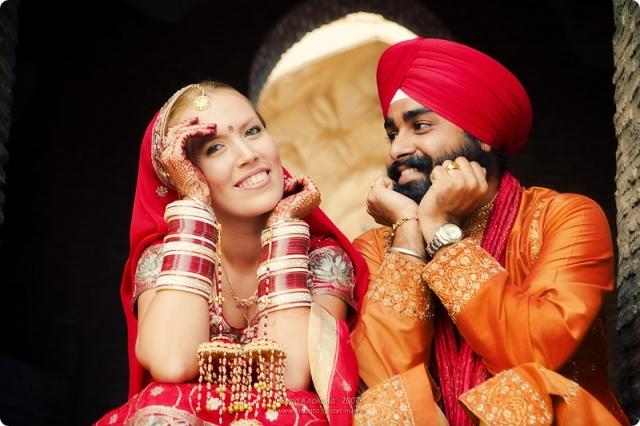 Муж-индиец: страсти в лучших традициях Болливуда