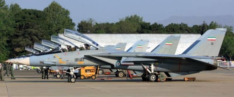 ПВО Исламской Республики Иран (часть 4)