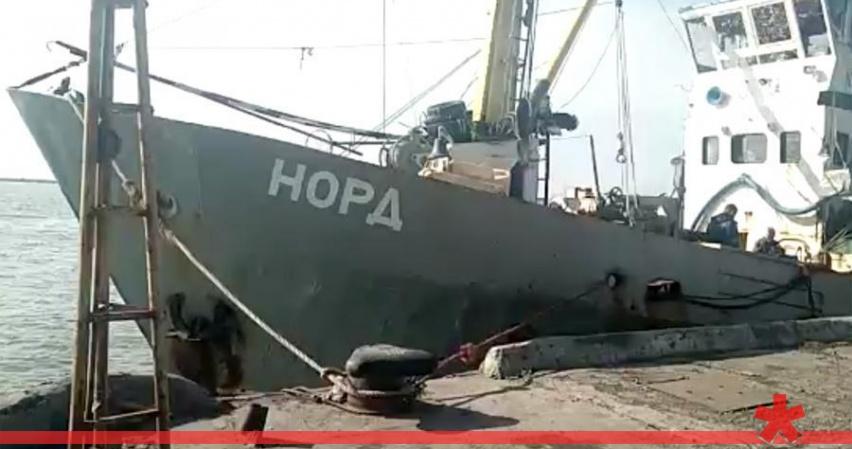 Моряки «Норда» не могут выехать в Крым, несмотря на разрешение прокуратуры