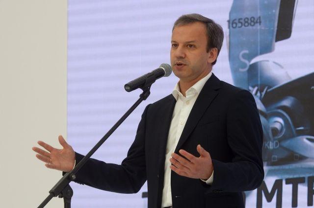 Дворкович заявил, что госкомпании смогут заместить продукцию Siemens