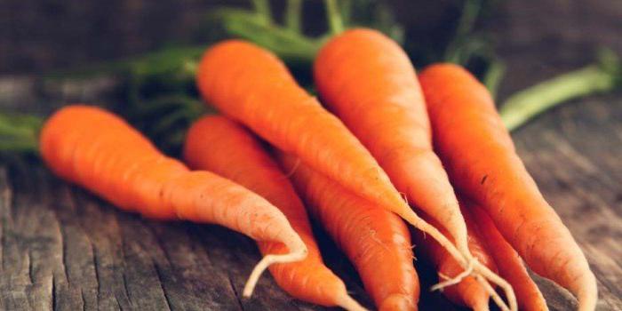 Морковь — сестра здоровья!