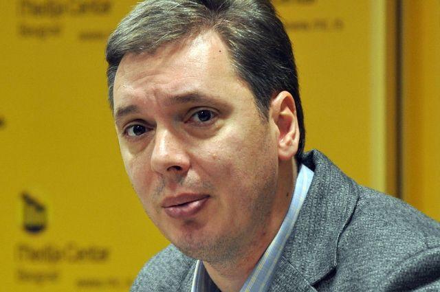 Вучич назвал убийство сербского политика в Косово терактом