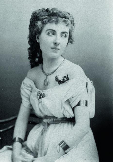 Вальтесс де Ла Бинь французская актриса, писательница, куртизанка женщины, интересное, исторические фото, история, куртизанки, факты, фото