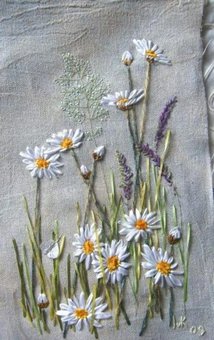 Идеи по украшению изделий вышивкой. Вдохновляемся!