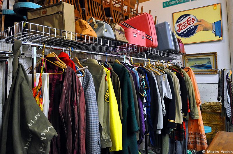 Antiques shops 4 Антикварные магазины в США