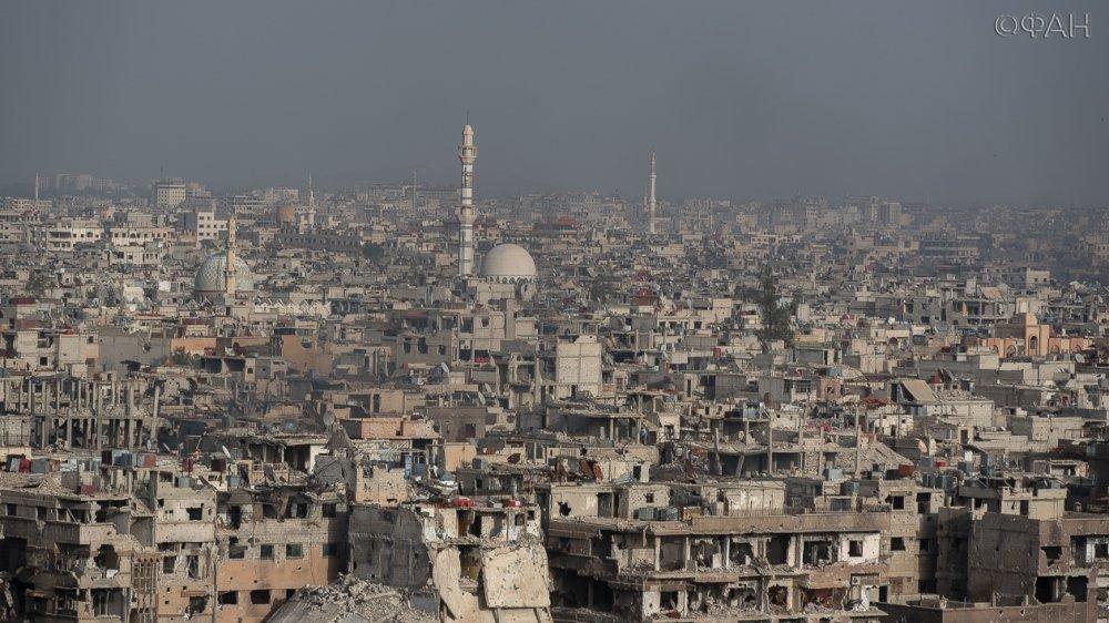 Премьер Сирии назвал муницип…