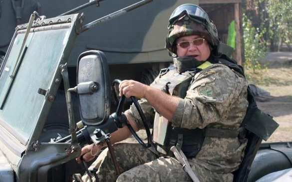 «Сравнять сземлей»: украинский полковник рассказал, как закончить войну наДонбассе