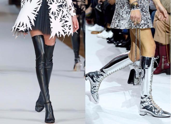 Обувь на зиму 2018: топ-5 модных вариантов