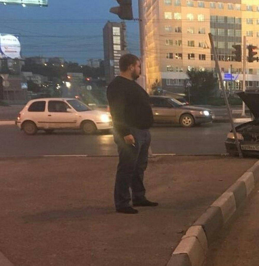 Максим Филатов — Новосибирский каратель без страха