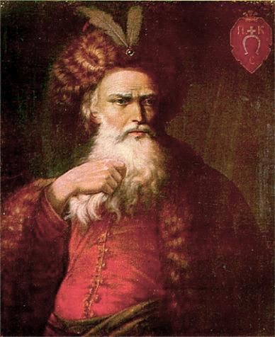 Первые казаки