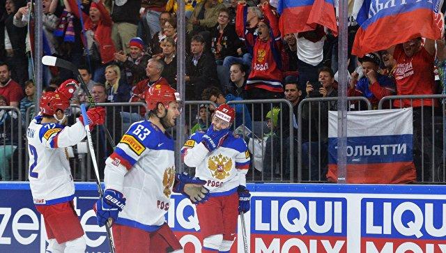 Мутко: Опасений за выступление российских хоккеистов на ОИ нет