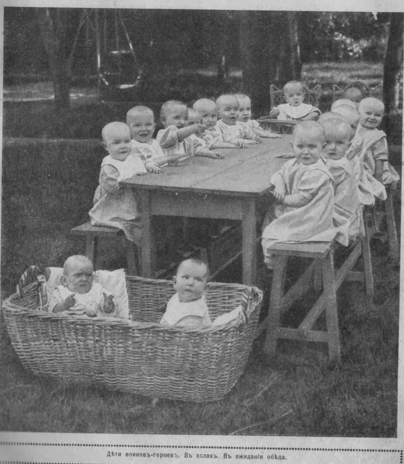 «Мы стоим впереди Англии и Франции». 10 фактов о детях воинов-героев русской армии Великой войны