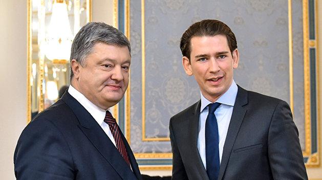 Последние гости Порошенко