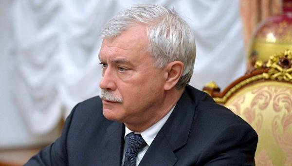 Губернатор признался: Решения опередаче Исаакия РПЦ небыло