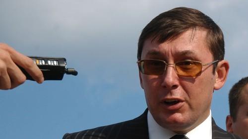 Генпрокурор Украины собирается в отставку после выборов президента