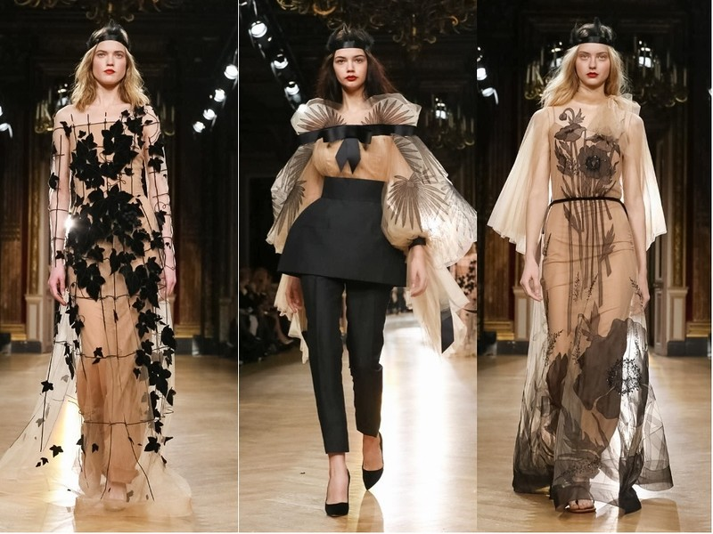 Yanina  Haute Couture весна-лето 2018