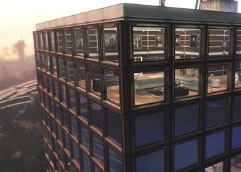 Игрок построил настоящий современный небоскреб в Fallout 4