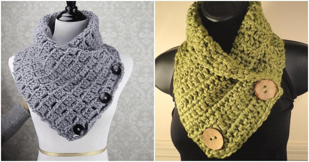 Один шарф и масса вариантов моделирования: легко, быстро и просто