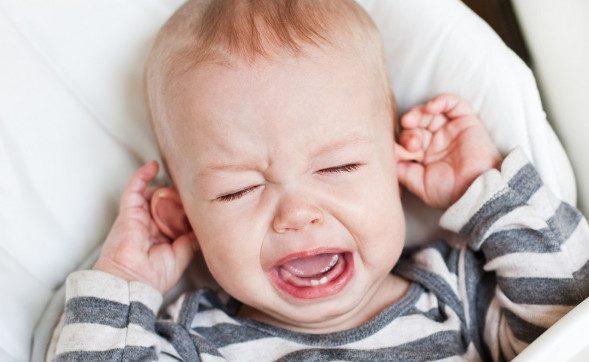 Когда у ребёнка заболело ухо
