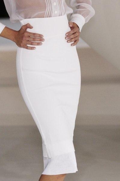 Белый цвет — носим самый трендовый цвет этого лета правильно