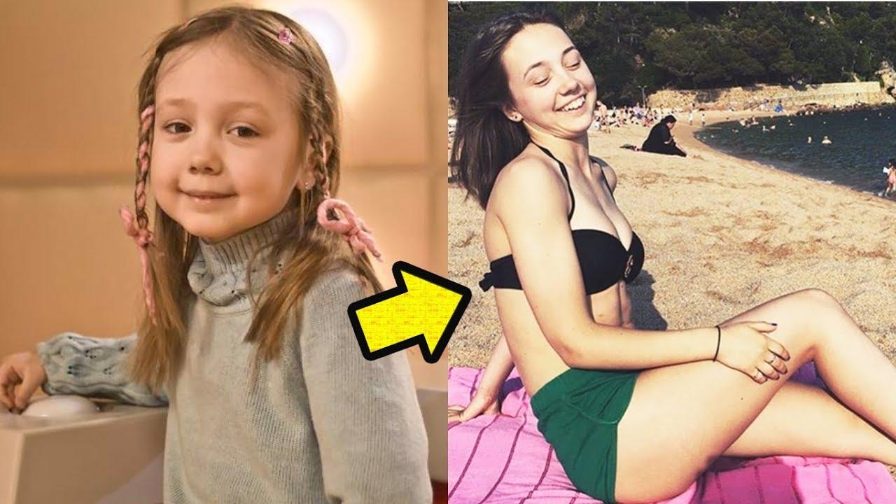 16-летняя «папина дочка» Екатерина Старшова поразила поклонников подтянутой фигурой: