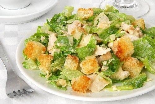 Рецепты лучших салатов.