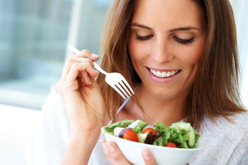 4 обязательных продукта для женского рациона