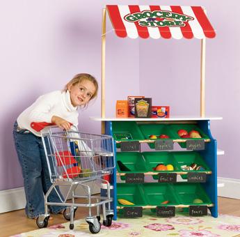 Как сделать магазин дома своими руками для детей