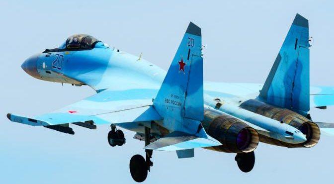 Су-35 vs F-22: кто сильнее в воздушном бою