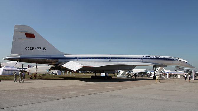 Битва за сверхзвук: как наш Ту-144 оставил позади хваленый «Конкорд»