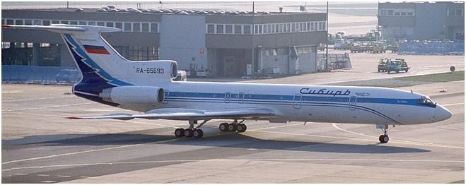 Ту-154М (1986г.)