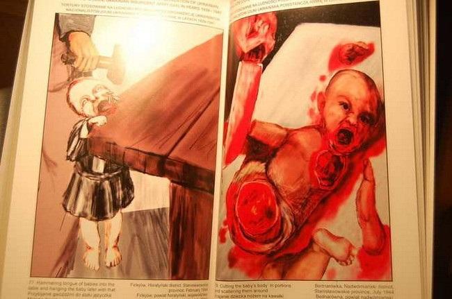 Волынская резня. 1943 год. 45 фотографий, которые шокировали весь мир