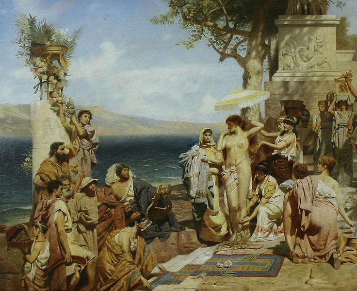 File:Genrich Ippolitovich Semiradsky - Roma, 1882.jpg