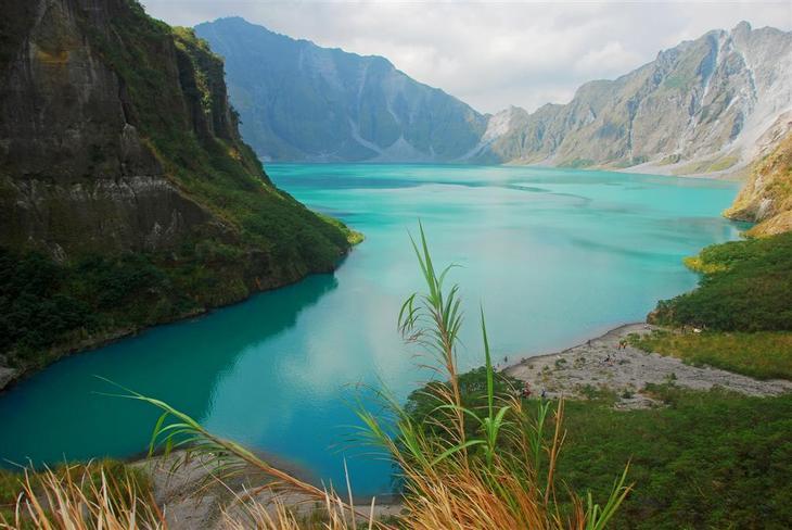 Озеро Пинатубо, Филиппины