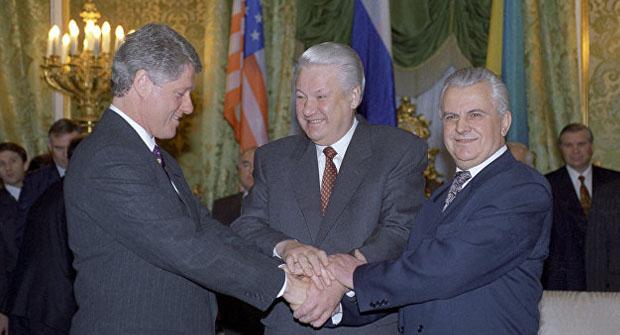 День в истории. 14 января: 25 лет назад подписано соглашение о ликвидации ядерного оружия на Украине