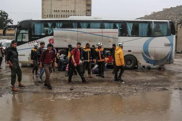 """Одну из групп """"Белых касок"""" эвакуировать из Сирии не удалось. Неужели """"химоружие""""?"""