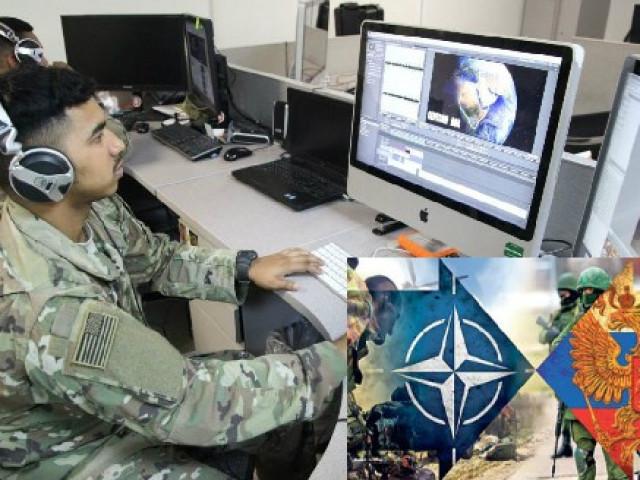 Последние приготовления НАТО к карательным действиям против России