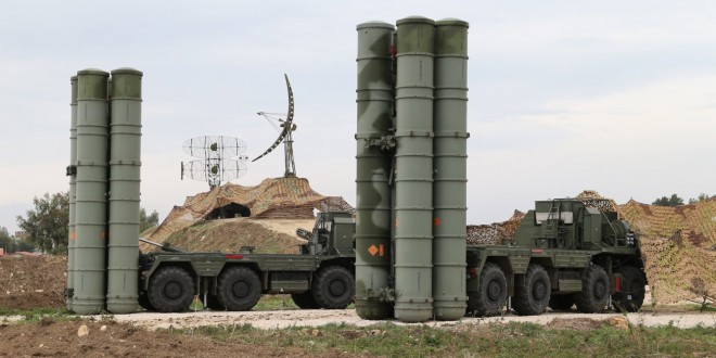 Как работает уникальный зенитно-ракетный комплекс «Триумф»