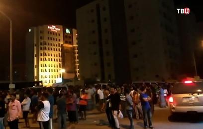 Ираку после землетрясения грозит затопление из-за прорыва дамбы